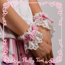 Simply Sweet Wrist Cuffs