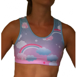 Sweet Dream Carousel sports bra